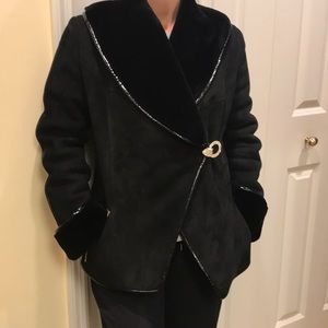 Jackets & Blazers - 100% Shearling Jacket (fits S-M)